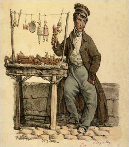Les cuisiniers histoires de paris for Cuisinier xviii