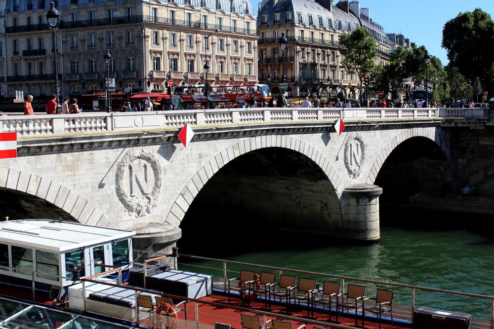 Hotel Foyer Le Pont Paris : Les ponts de napoléon iii histoires paris